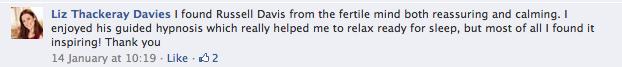 FB testimonial